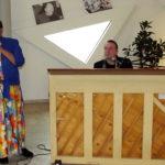 Joany Muskiet en Ivo Stuivenberg verzorgen de muziek