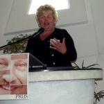 Juryvoorzitter Ineke van Gent voert de spanning op
