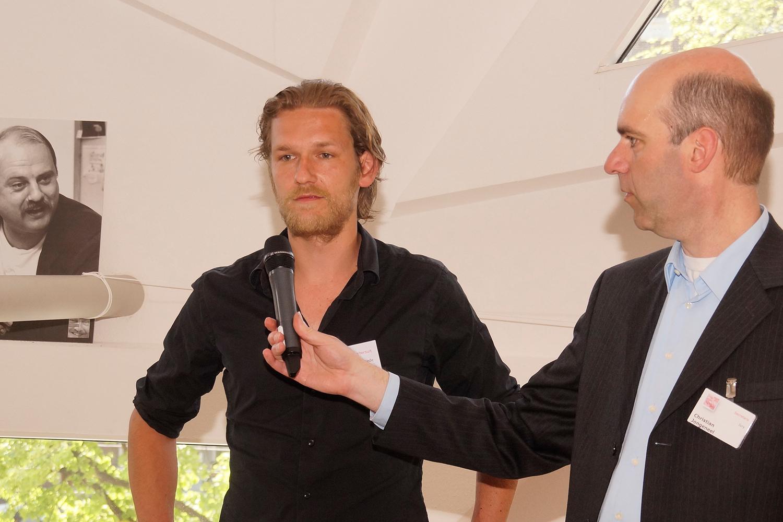 Interview met genomineerde Alexander de Groot namens Shelter Suit