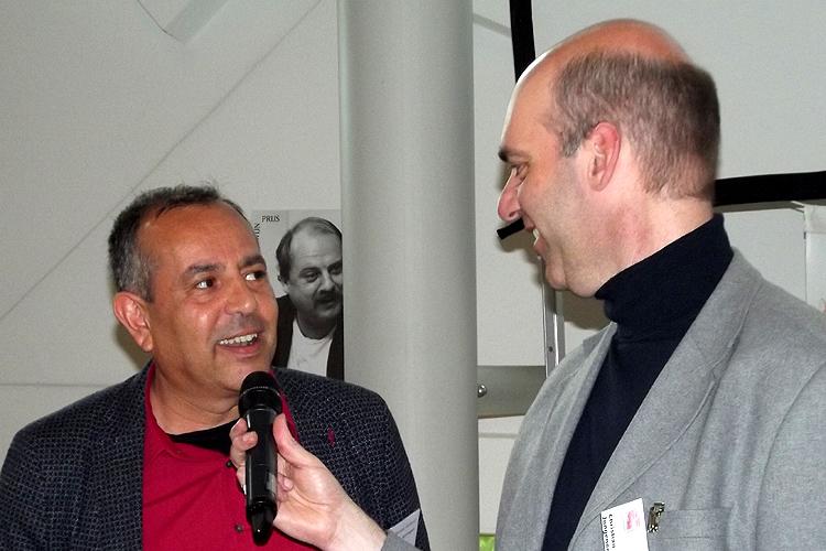 Genomineerde Qader Shafiq