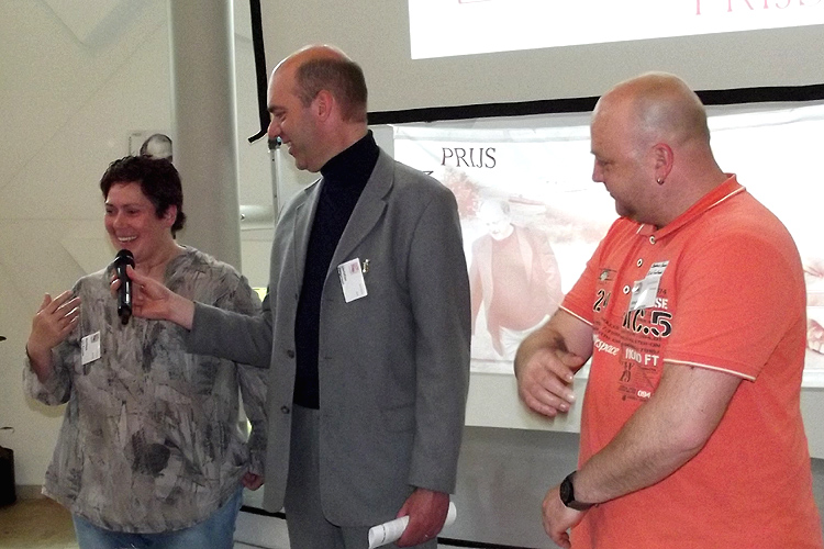 Genomineerden Monique en Stephan van Baaren