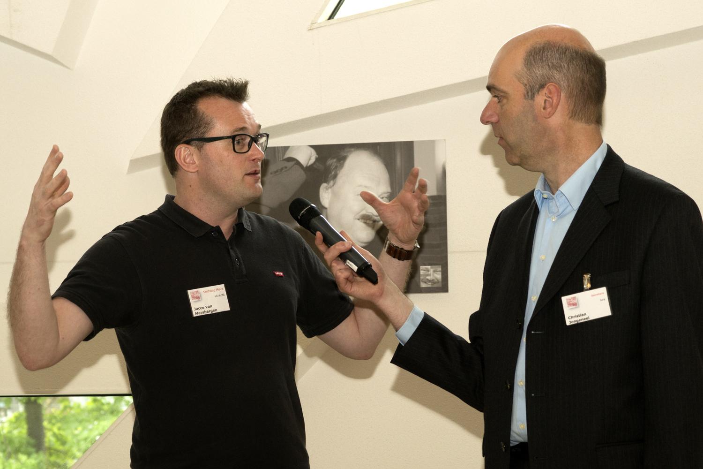 Genomineerde Jacco Mersbergen van Stichting Move