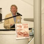 Jurylid Eddy Reefhuis met het juryrapport