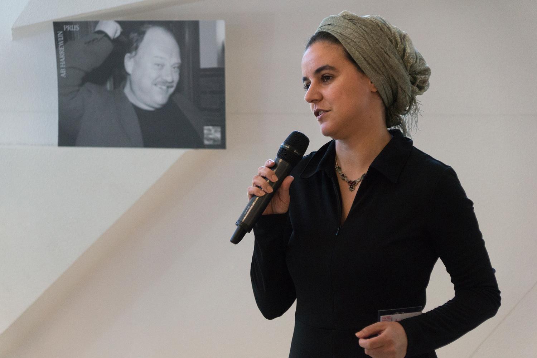 Nora Kasrioui, winnares van 2018, vertelt over haar jaar