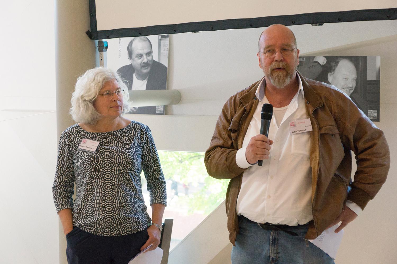 Genomineerd: John en Corrie Tamerus namens OverHoop, Woerden