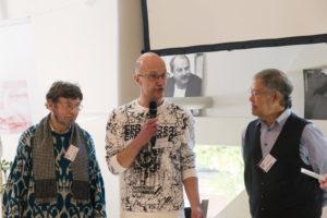Genomineerd: Henk Beijen, Cor de Greef en Will Hage van De Vuurtoren, Bergen op Zoom