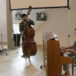 Het Manih Trio verzorgt een intermezzo