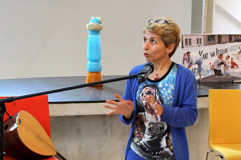 Genomineerd: Nuran Florissen-Kapikiran namens Vrouwen voor Elkaar