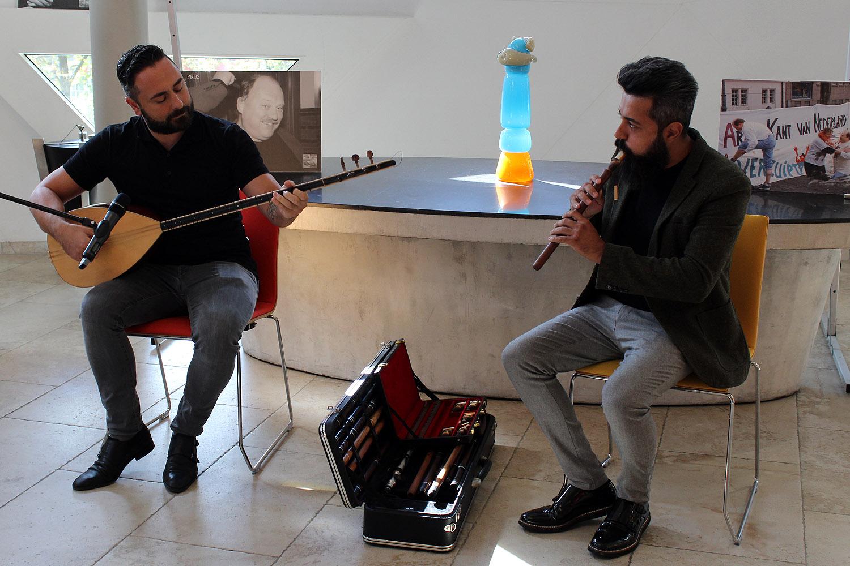 Muziek van Serhat Aydogan